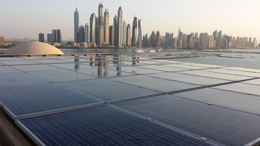 Fairmount Hotel, Palm Jumierah, Dubai